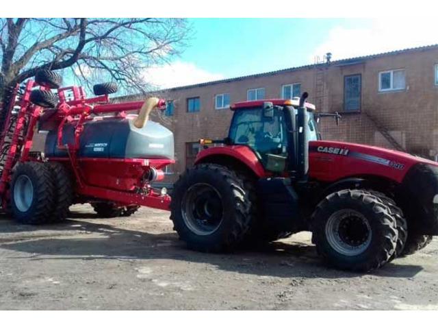 Здамо в найм посівний комплекс Хорш Пронто з трактором Case 340