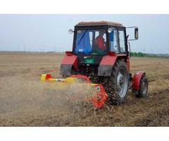 Мульчирователь измельчитель соломы кукурузы подсолнечника УМС ПРР